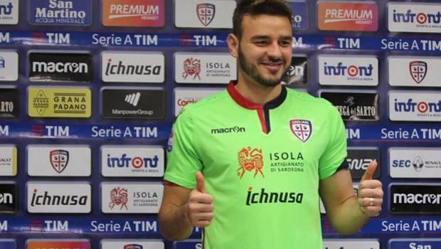 L'ex Gabriel domenica sulla strada del Cagliari - Calcio Casteddu