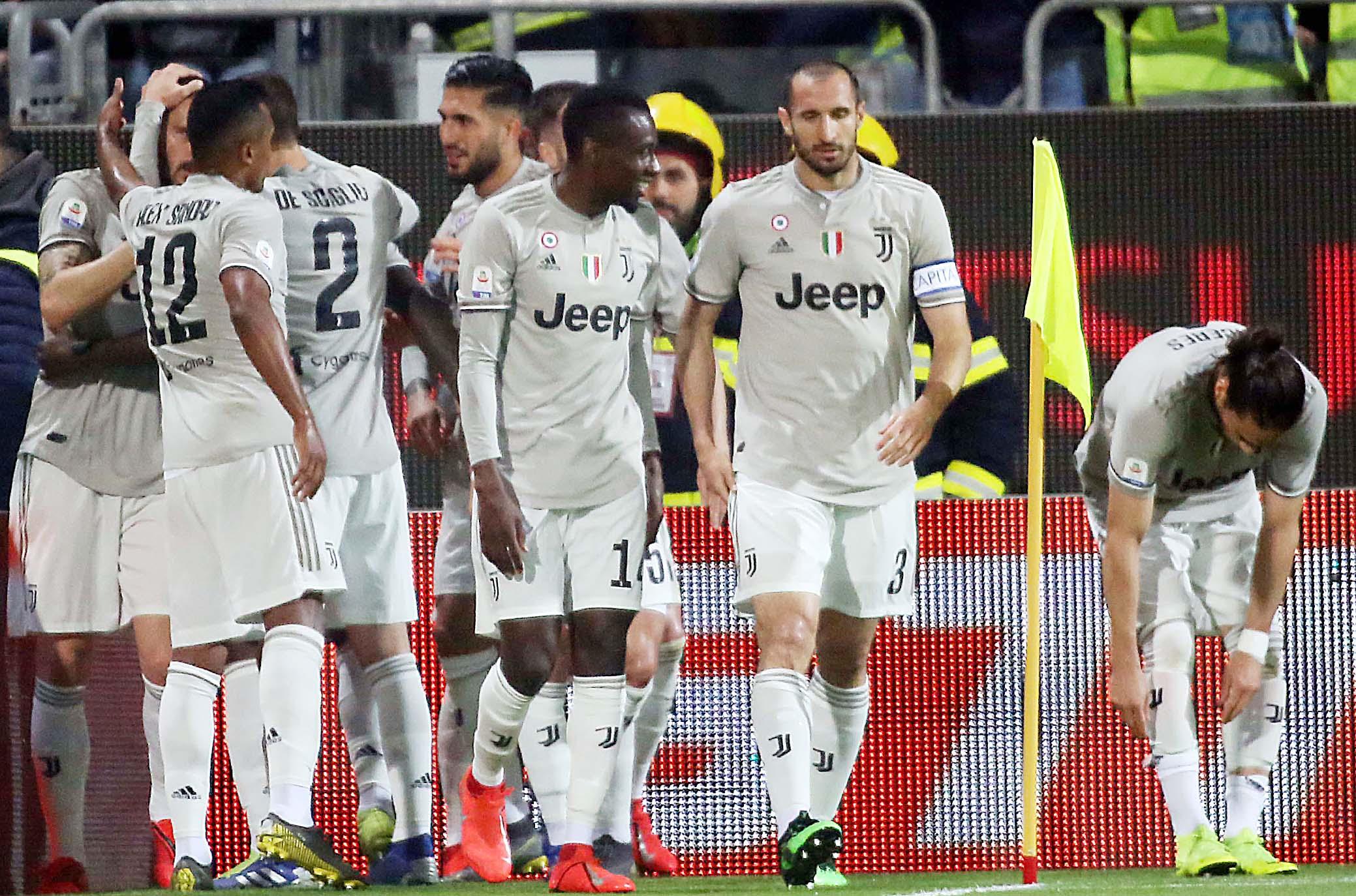 Juventus, Rabiot rassicura: