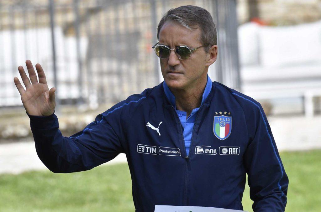 Venezia, una delegazione dell'Italia in piazza San Marco - Calcio Casteddu