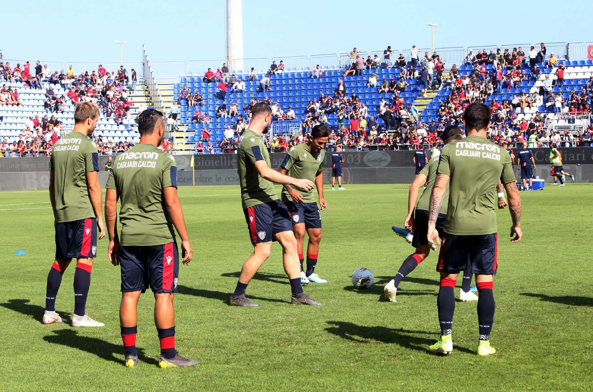 CdS - Cagliari-Fiorentina, biglietti in vendita da questa mattina
