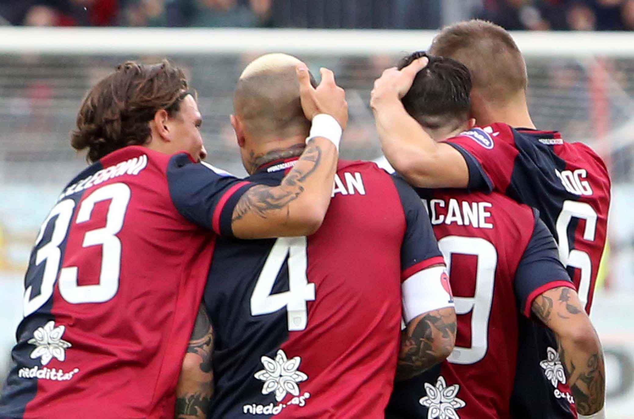 Cagliari-Roma, Fonseca:
