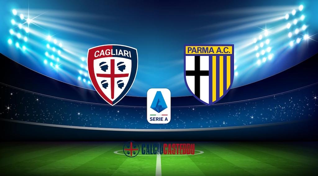 Cagliari Parma 2 2 Rivivi La Cronaca Calcio Casteddu