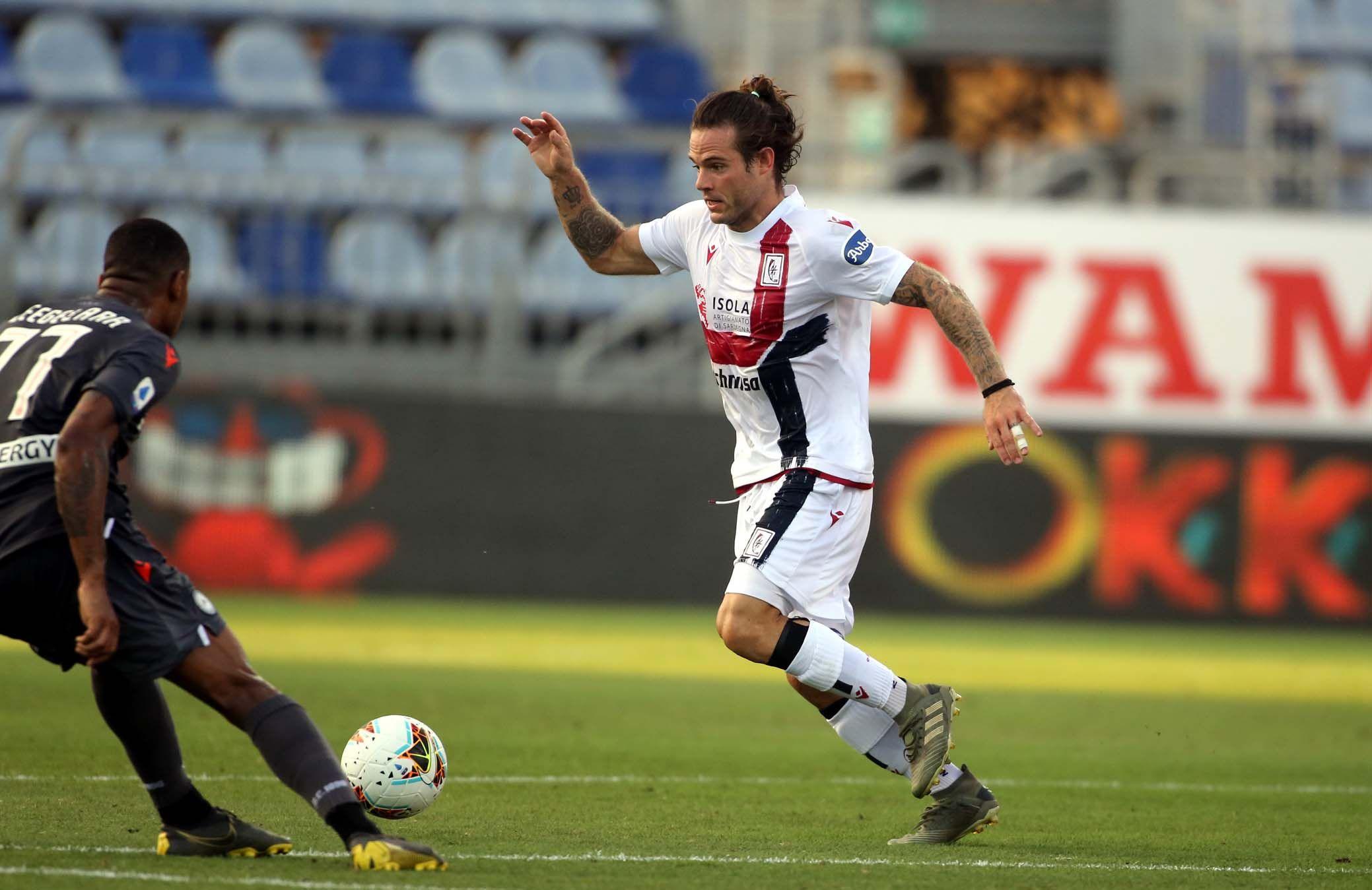 Cagliari Calcio Casteddu : Napoli-Cagliari, vota le ...