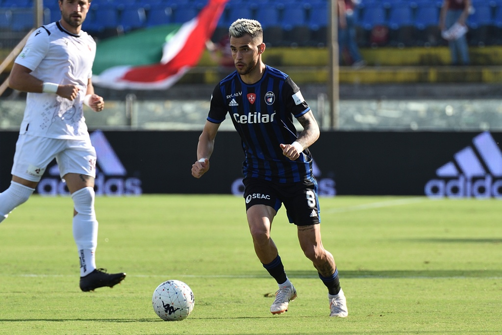 one other Marin for Cagliari?